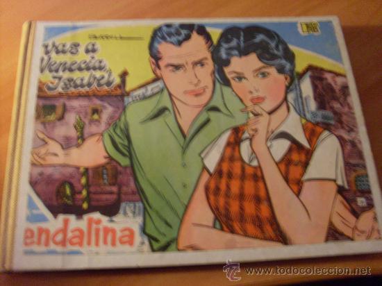 GUENDALINA TOMO LOTE 1 AL 25 (ORIGINAL TORAY ) (COB101) (Tebeos y Comics - Toray - Guendalina)