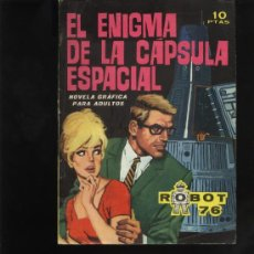 Tebeos: ROBOT 76 Nº 6. Lote 25099089