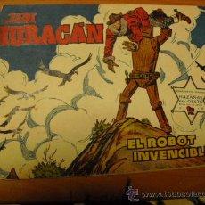 Tebeos: JIM HURACAN Nº 28, EDICIONES TORAY 1959. Lote 25153195