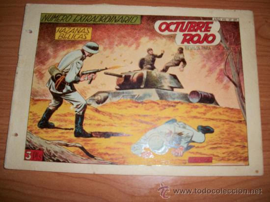 HAZAÑAS BÉLICAS Nº 189 EDITORIAL TORAY 1950 ORIGINAL (Tebeos y Comics - Toray - Hazañas Bélicas)