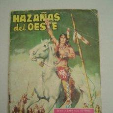 Tebeos: HAZAÑAS DEL OESTE TORAY 1959. Lote 27367591