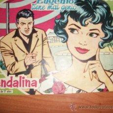 BDs: GUENDALINA Nº 6 EDICIONES TORAY 1959 ORIGINAL . Lote 25847021