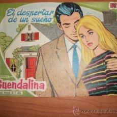 Tebeos: GUENDALINA Nº 11 EDICIONES TORAY 1959 ORIGINAL . Lote 25847024