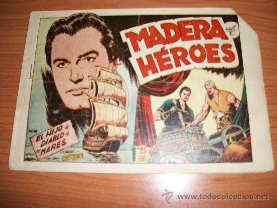 EL HIJO DEL DIABLO DE LOS MARES Nº 18 EDITORIAL TORAY ORIGINAL (Tebeos y Comics - Toray - Diablo de los Mares)
