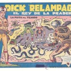 Tebeos: DICK RELAMPAGO Nº. 13, ORIGINAL. Lote 26084486