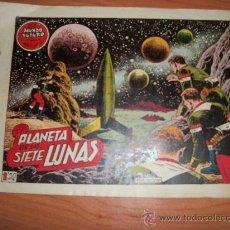 Tebeos: EL MUNDO FUTURO Nº 12 EDITORIAL TORAY ORIGINAL. . Lote 26451286