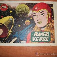 Tebeos: EL MUNDO FUTURO Nº 5 EDITORIAL TORAY ORIGINAL. . Lote 26451354