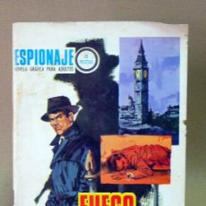 Tebeos: COMIC, NOVELA GRAFICA PARA ADULTOS, ESPIONAJE, Nº 59, TORAY. Lote 26562191