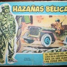 Tebeos: HAZAÑAS BÉLICAS - VOL. 39 - EDICIONES TORAY. Lote 26808649