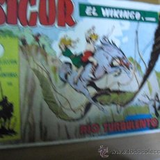 Tebeos: SIGUR EL WIKINGO Nº 148, DE TORAY 1958. Lote 26766508