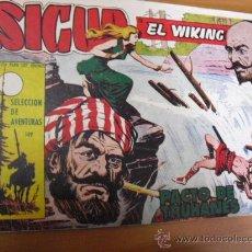 Tebeos: SIGUR EL WIKINGONº 149, DE TORAY 1958. Lote 26766531
