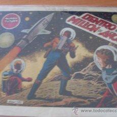 Tebeos: EL MUNDO FUTURO Nº 27 ( ORIGINAL ED. TORAY ) (S5). Lote 26828149