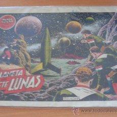 Tebeos: EL MUNDO FUTURO Nº 12 ( ORIGINAL ED. TORAY ) (S5). Lote 26828182