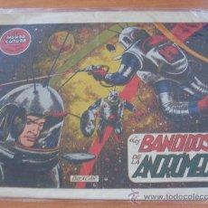 Tebeos: EL MUNDO FUTURO Nº 4 ( ORIGINAL ED. TORAY ) (S5). Lote 26828248