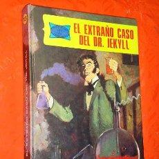 Tebeos: EL EXTRAÑO CASO DEL DR. JEKYLL. R. L. STEVENSON. NOVELAS FAMOSAS Nº 13 TORAY 1979. JESÚS DURÁN. ++++. Lote 26828752