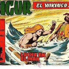 Tebeos: SIGUR EL VIKINGO (TORAY) Nº 26. Lote 26870786