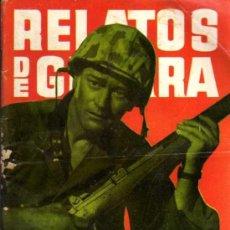 Tebeos: RELATOS DE GUERRA - Nº 34 - COLINAS SANGRIENTAS. Lote 26908044