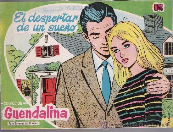 GUENDALINA Nº 11. (Tebeos y Comics - Toray - Guendalina)