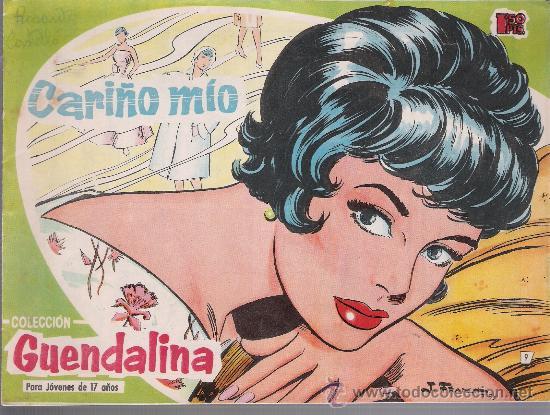 GUENDALINA Nº 9. (Tebeos y Comics - Toray - Guendalina)