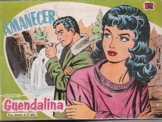 GUENDALINA Nº 7. (Tebeos y Comics - Toray - Guendalina)