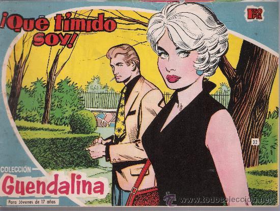 GUENDALINA Nº 32. (Tebeos y Comics - Toray - Guendalina)
