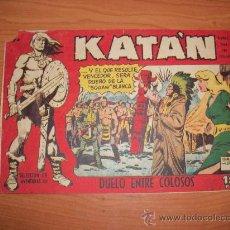 Comics - KATÁN Nº 24 EDITORIAL TORAY ORIGINAL - 27170445