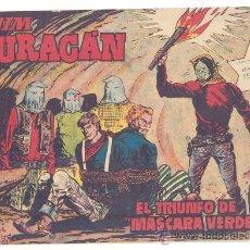 Tebeos: JIM HURACAN N.º 44, ORIGINAL. Lote 27192011