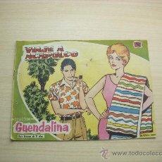 Tebeos: GUENDALINA Nº 13, EDITORIAL TORAY. Lote 27311597