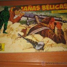Tebeos: HAZAÑAS BELICAS TOMO 5 Nº 17-18-19-20 G4 EDICIONES. Lote 27295802