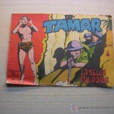 Tebeos: TAMAR Nº 166, EDITORIAL TORAY. Lote 27757312