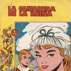 Tebeos: COMIC LA CAMARERA DE LA REINA - COLECCION LINDAFLOR. Lote 27840933
