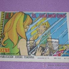 Tebeos: AZUCENA - Nº 1175 ... EL GRAMOFONO ** DIBUJOS CARMINA ** TORAY - AÑO 1970. Lote 27847610