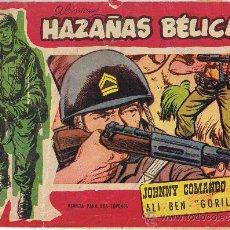 Livros de Banda Desenhada: HAZAÑAS BELICAS - Nº 295. Lote 176484773