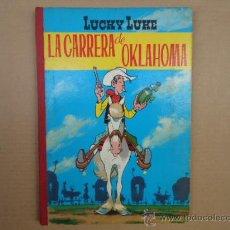 Tebeos: LUCKY LUKE LA CARRERA DE OKLAHOMA TORAY 1969. Lote 27934678