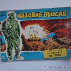 Tebeos: HAZAÑAS BELICAS Nº230 TAPA CARTON ORIGINAL . Lote 27987949