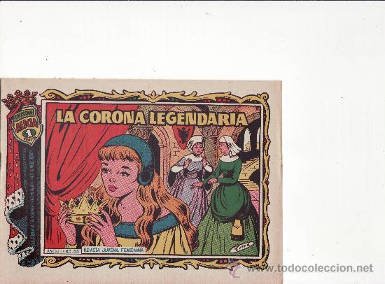 AÑO III Nº 133 LA CORONA LEGENDARIA (Tebeos y Comics - Toray - Alicia)