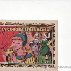 Tebeos: AÑO III Nº 133 LA CORONA LEGENDARIA. Lote 28122938