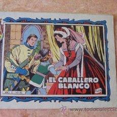 Tebeos: EL CABALLERO BLANCO,COLECCION ALICIA,AÑO II,Nº 85,EDICIONES TORAY,AÑOS 50,ORIGINAL. Lote 28144542