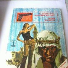 Tebeos: BRIGADA SECRETA NUMERO 5 EDICIONES TORAY 1982. Lote 28218503