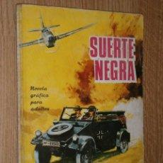 Tebeos: HAZAÑAS BÉLICAS Nº 19: SUERTE NEGRA POR BOIXCAR DE ED. TORAY EN BARCELONA 1966. Lote 28249863