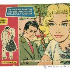 Tebeos: SUSANA EXTRA - ORIGINAL DE TORAY Nº .... EL PAIS DE MARTIN, ME GUSTAN LAS DOS. Lote 28318658