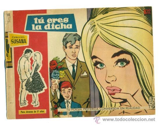 SUSANA - ORIGINAL DE TORAY Nº 117 (Tebeos y Comics - Toray - Susana)