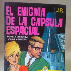 Tebeos: COMIC, ROBOT 76, EL ENIGMA DE LA CAPSULA ESPACIAL, Nº 6, NOVELA GRAFICA, TORAY, . Lote 28375465