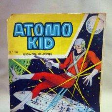 Tebeos: COMIC, ATOMO KID, LA FORTALEZA DEL ESPACIO, , Nº 14, TORAY. Lote 28384182
