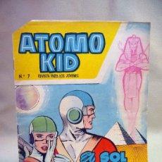 Tebeos: COMIC, ATOMO KID, EL SOL SE APAGA, Nº 7, TORAY. Lote 28384302