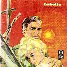 Tebeos: BABETTE Nº 7 - ED.TORAY 1964. Lote 28400253