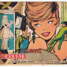 Tebeos - serenata 1965 revista juvenil femenina n 156 festival - 28436479