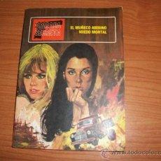 Tebeos: BRIGADA SECRETA Nº 2 EDICIONES TORAY 1982 . Lote 28527191