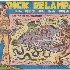 Tebeos: DICK RELÁMPAGO Nº 13. TORAY 1959.. Lote 28537968
