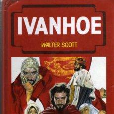 Tebeos: IVANHOE - WALTER SCOTT - EDICIONES TORAY 1991. Lote 28892949